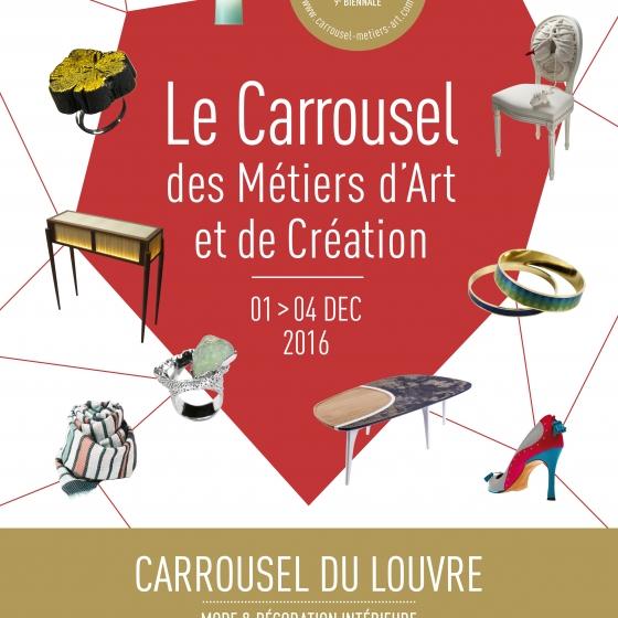 Carrousel des Métiers d'Art et de la Création – 2016 Exhibition