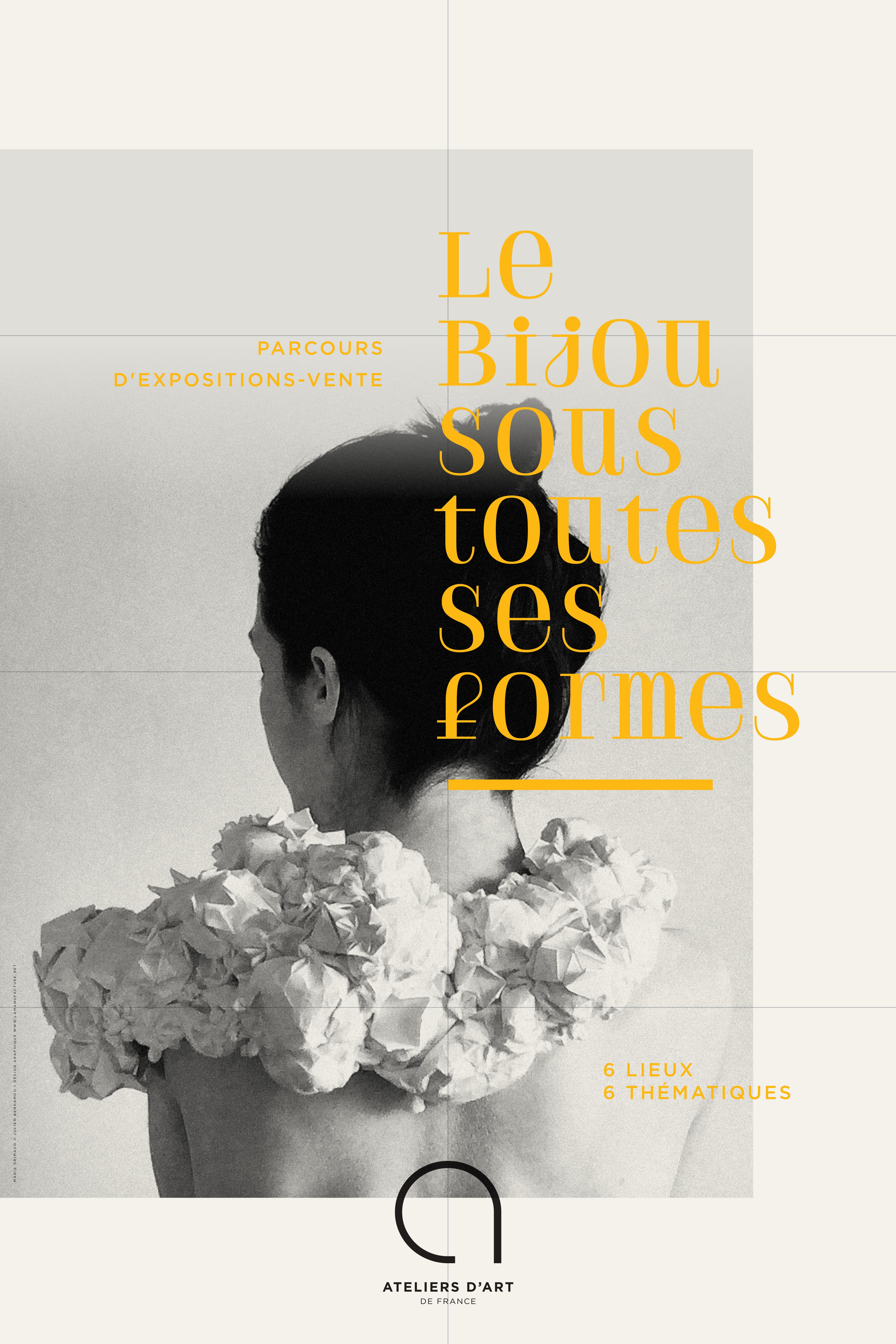 Exposition «PARURES» – 8 novembre au 6 janvier